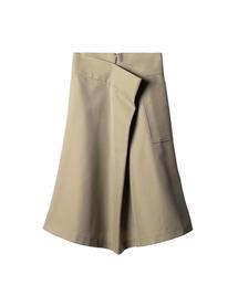 ASTRAET(アストラット)ラップ トラペーズスカート