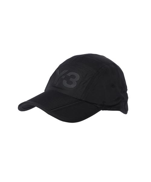 y 3 ワイスリー の y 3 fold cap キャップ wear
