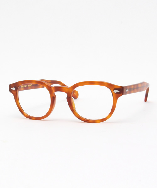 dc8dbc67e7a894 BEAMS PLUS(ビームスプラス)の「○◇MOSCOT×BEAMS PLUS / 別注 C/Tortois(メガネ)」 - WEAR
