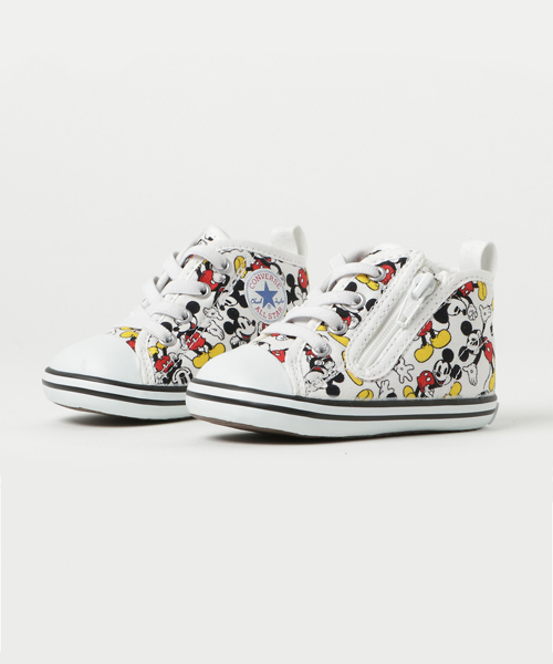 「converse(コンバース) BABY ALL STAR N MICKEY MOUSE PT Z(ベビーオールスター 149e9a577