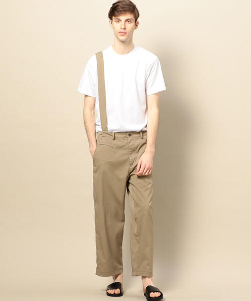 <TUBE> ONE STRAP PANTS/パンツ