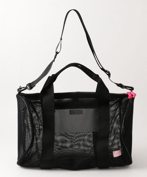 <GOOD OL' × PORTER(ポーター)> MESH BOSTON BAG/バッグ