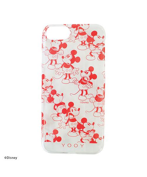 f0aa5e50fa Disney(ディズニー)の「iPhoneケース YOOY ヨーイ 【iPhone8/7/6s/6】 クリアケース ディズニー CHAIN  MICKEY スマホケース カバー(モバイルケース/カバー)」 - ...