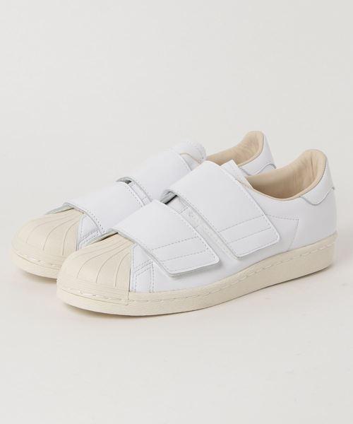 cheap for discount de25c 4fdfe adidas(アディダス)の「adidas SS 80s VELCRO スニーカー ...
