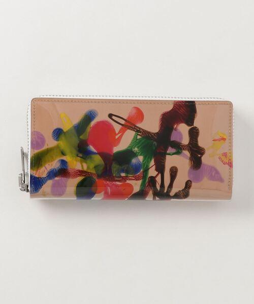 8c392b055ad3 macromauro(マクロマウロ)の「【macromauro】 LIMITED EDITION / PAINT WALLET-M /  leather(財布)」 - WEAR