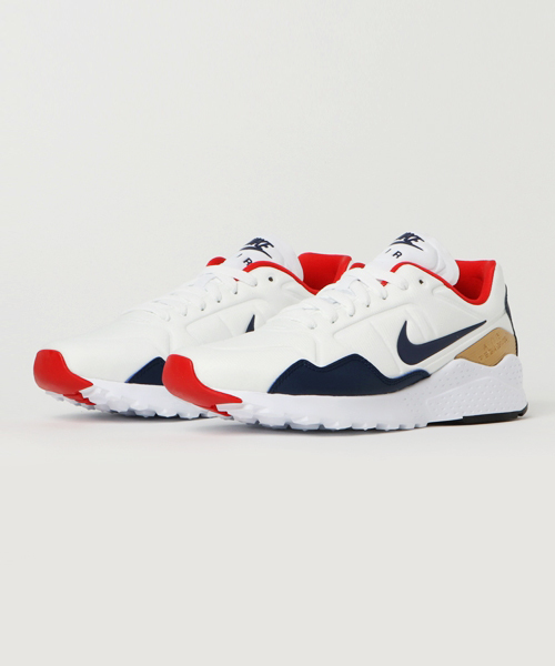 963a8c8413742d NIKE(ナイキ)の「NIKE AIR ZOOM PEGASUS 92(844652-100)WHITE MIDNIGHT NAVY-MTLlC  GOLD ナイキ エア ズーム ペガサス 92 (スニーカー)」 - WEAR