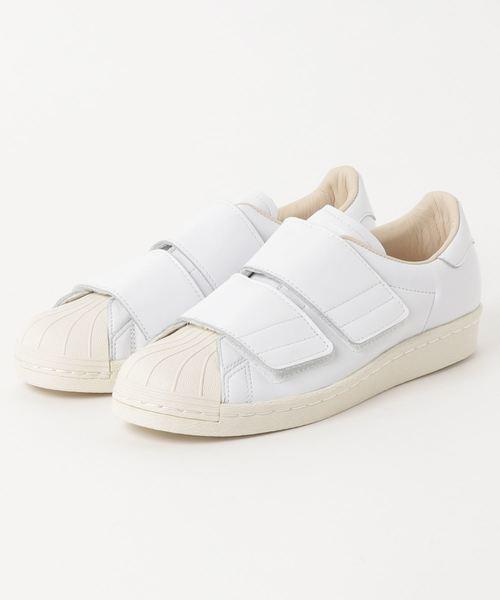 wholesale dealer ad337 8d576 adidas(アディダス)の「adidas:SS 80'S VELCRO W(スニーカー ...