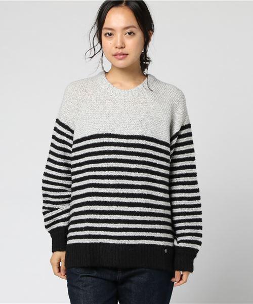 65e29fbba0e7 VOLCOM(ボルコム)の「Cold Daze Sweater(ニット・セーター)」 - WEAR