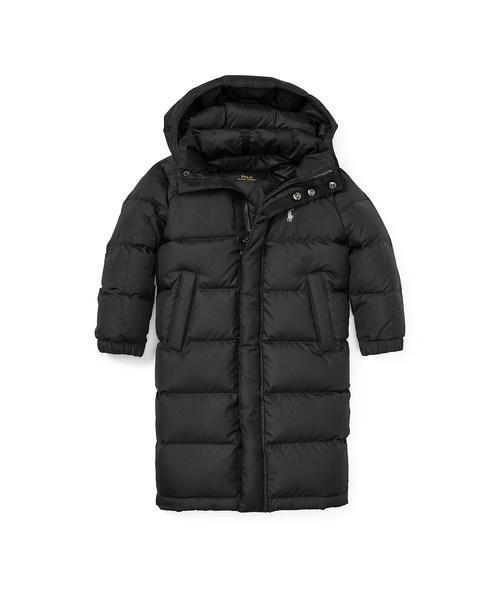 fac469a8df5ba Polo Ralph Lauren Childrenswear(ポロ キッズ)の「キルテッド ロング ダウン コート(ダウンジャケット コート)」 -  WEAR