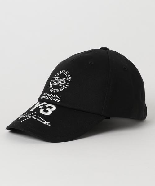 Y-3(ワイスリー)の「Y-3 STREET CAP(キャップ)」 - WEAR 77b9babef708