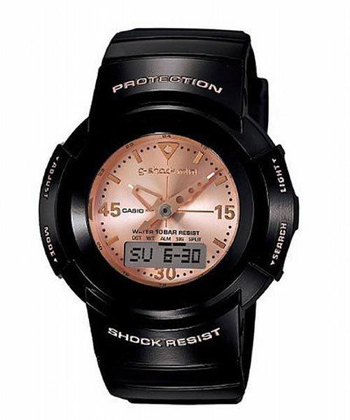 g-shock mini / GMN-500-1B3JR / CASIO G쇼크 미니 손목시계