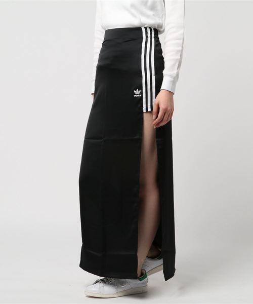 f1ebbf6e3c adidas Originals(アディダスオリジナルス)の「【adidas Originals】WMNS FSH L SKIRT  CE5500(スカート)」 - WEAR