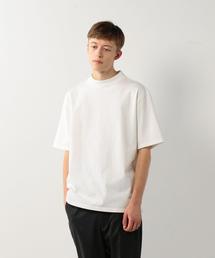 <Steven Alan> TRKY LOOSE MOCKNECK-TEE/Tシャツ