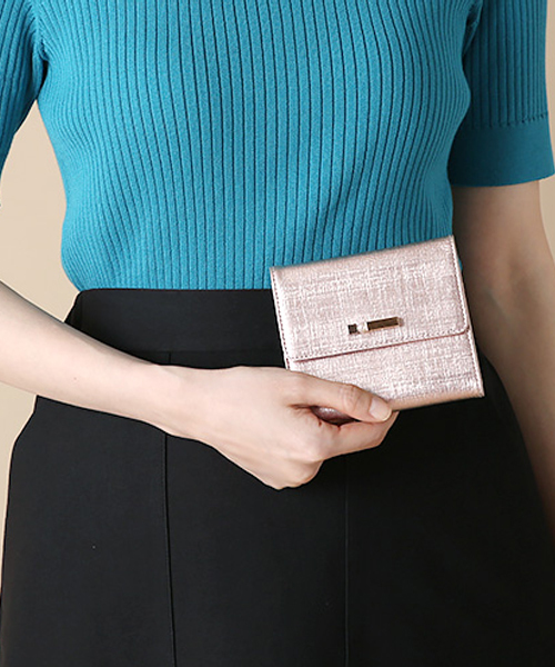 65c0c06fb693 LANVIN en Bleu(ランバンオンブルー)の「ロンシャン 3つ折り財布(財布)」 - WEAR