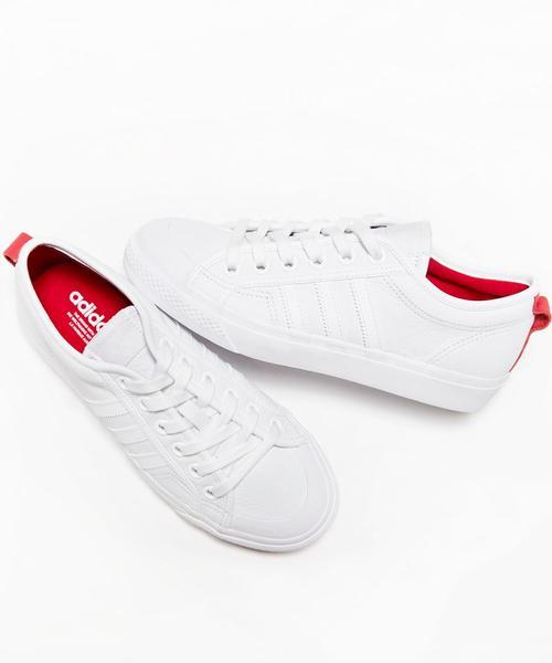 【別注】<adidas Originals(アディダス)>∴NIZZA ニッツァ レザー/スニーカー