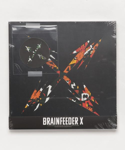【LP】V.A. / Brainfeeder X <Brainfeeder>