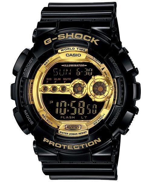 G-SHOCK / GD-100GB-1JF / CASIO G쇼크 손목시계