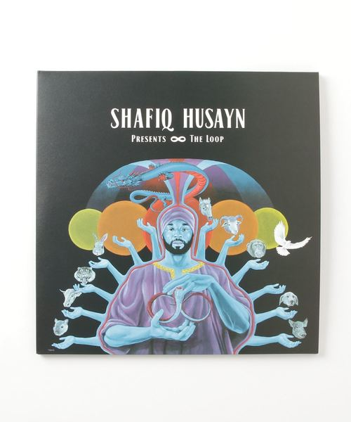 【LP】Shafiq Husayn / The Loop <Eglo>