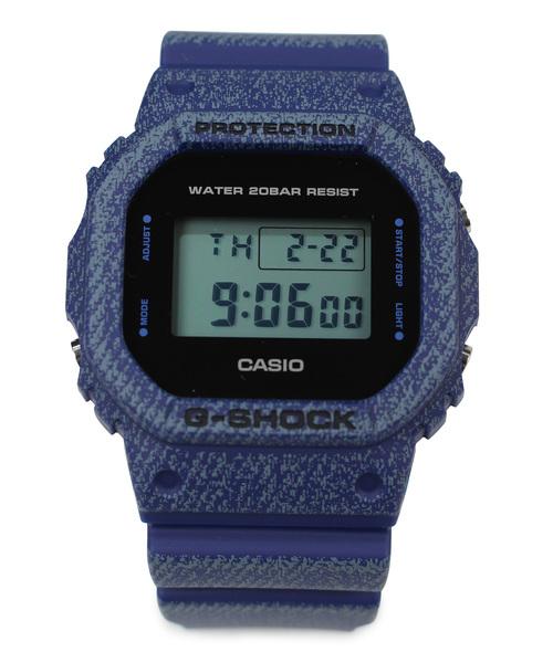 G-SHOCK / DW-5600DE-2JF / CASIO G쇼크 손목시계