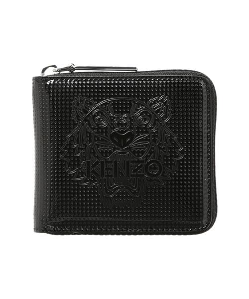 88ac97e5e82e KENZO(ケンゾー)の「Embossed Tiger Squared Wallet(財布)」 - WEAR