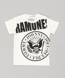 RAMONES/EAGLE HEAD pt T-SH