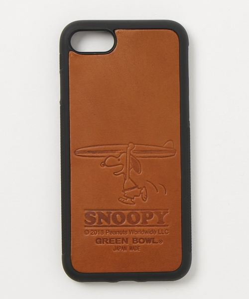 SNOOPY i Phone Cover 7,8(SURF BOARD)/스누피 아이 phone 커버( 서프 보드 )