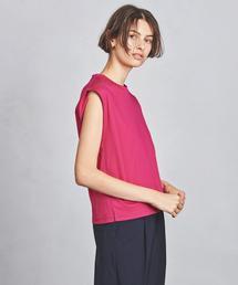 ○UWSC スムース クルーネックTシャツ