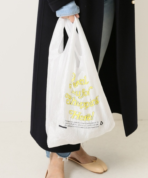 a990d8f6bff3 Deuxieme Classe(ドゥーズィエムクラス)の「OPEN-EDITIONS THANKYOU TOTE(エコバッグ)」 - WEAR