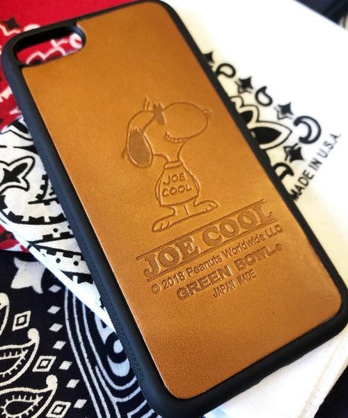 SNOOPY i Phone Cover 7,8(JOE COOL)/스누피 아이 phone 커버 ( 유머 ―루 )