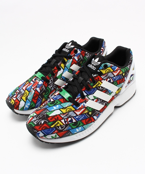huge selection of 7ad03 be9d8 adidas(アディダス)の「ADIDAS アディダス ZX FLUX ゼット ...