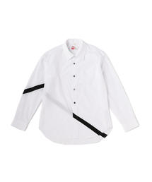 SHANTii(シャンティー)SHIRT1 WHITE-BLACK■■■
