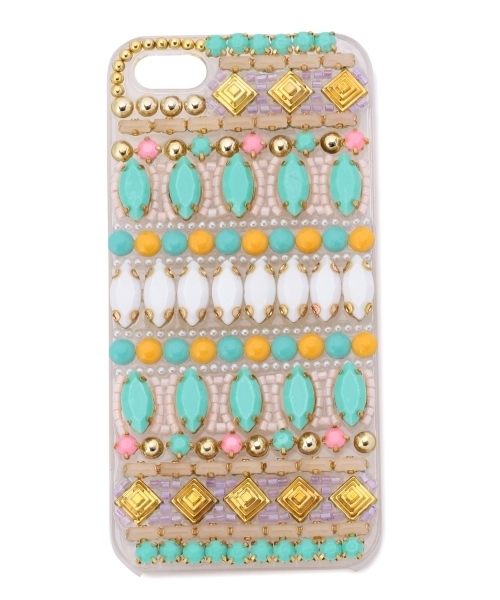 3acce49ca0 Another Edition(アナザーエディション)の「DRESSTIC BEADS iPhone/C(モバイルケース/カバー)」 - WEAR