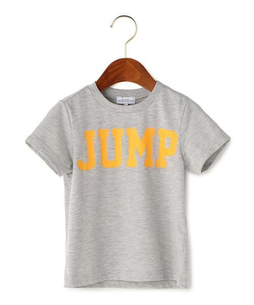 JUMPプリント Tシャツ ショートスリーブ ◆