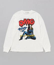 PUNK OMG pt Tシャツ【L】