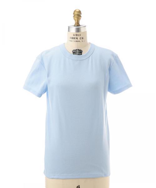 <MAISON CORNICHON(メゾン・コルニション)>Tシャツ