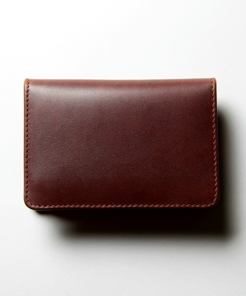 """<Whitehouse Cox>""""Derby Collection""""  NAME CARD CASE/カードケース ¨"""