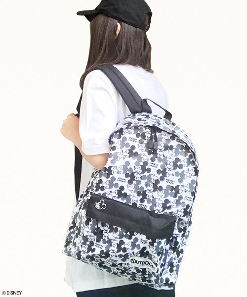 2d8075b4e93d 「【ZOZOTOWN店限定】Disney Lifestyle Collection ディズニー OUTDOOR PRODUCTS バックパック リュック サック