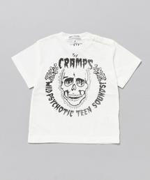 THE CRAMPS/WILD PSYCHOTIC pt Tシャツ 【XS/S/M】
