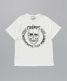THE CRAMPS/WILD PSYCHOTIC pt Tシャツ 【L】