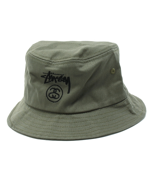 0f8e59edb5d STUSSY(ステューシー)の「Stock Lock FA14 Bucket Hat(ハット)」 - WEAR
