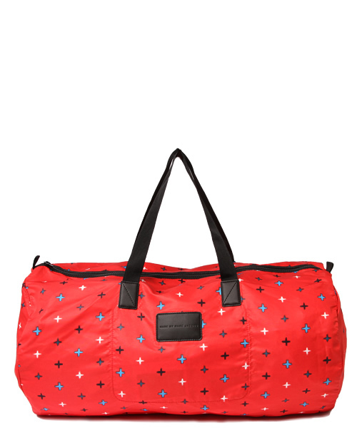 c89ea78a538 Marc by Marc Jacobs(マークバイマークジェイコブス)の「MORRIS STAR PACKABLE L DUFFLE(ドラムバッグ)」  - WEAR