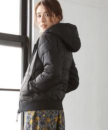 【WOMENS】 TAION ( タイオン )ライトダウンジャケット