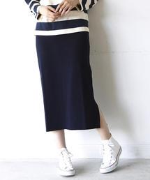 【WEB限定・大人気復刻】ミラノリブタイトスカート