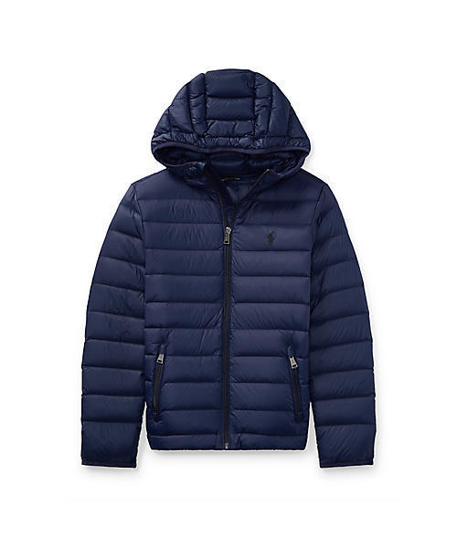 0b8b28a631a7a Polo Ralph Lauren Childrenswear(ポロ キッズ)の「パッカブル キルテッド ダウン ジャケット(ダウンジャケット コート)」  - WEAR