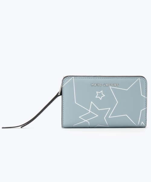 3e8600cf943 MARC JACOBS(マークジェイコブス)の「STARS/スター コンパクト ウォレット【日本限定アイテム】(財布)」 - WEAR