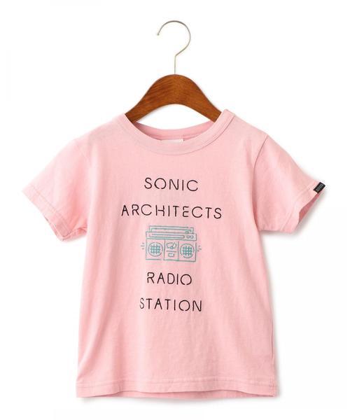 〔WEB限定〕GROOVY COLORS(グルービーカラーズ) RADIO Tシャツ