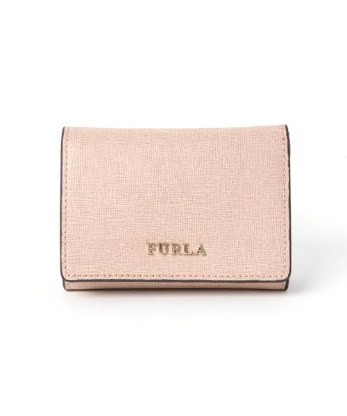8ca750e4bc9a FURLA(フルラ)の「バビロン S トリフォールドウォレット(財布)」 - WEAR