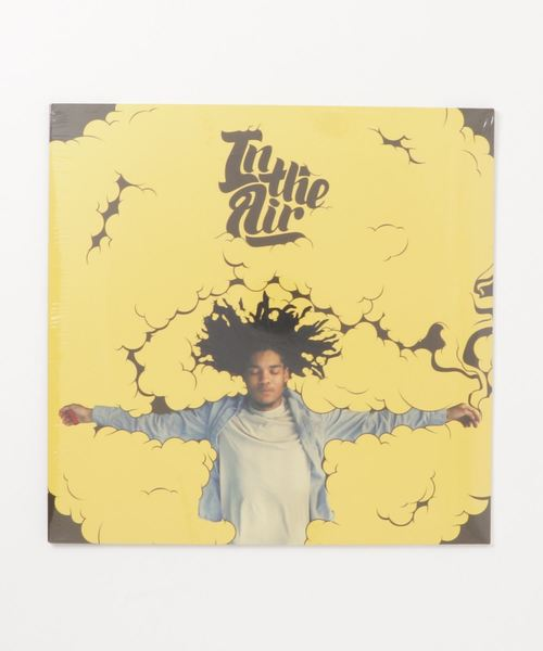 【LP】Kidaf / In The Air <For The Love Of It>