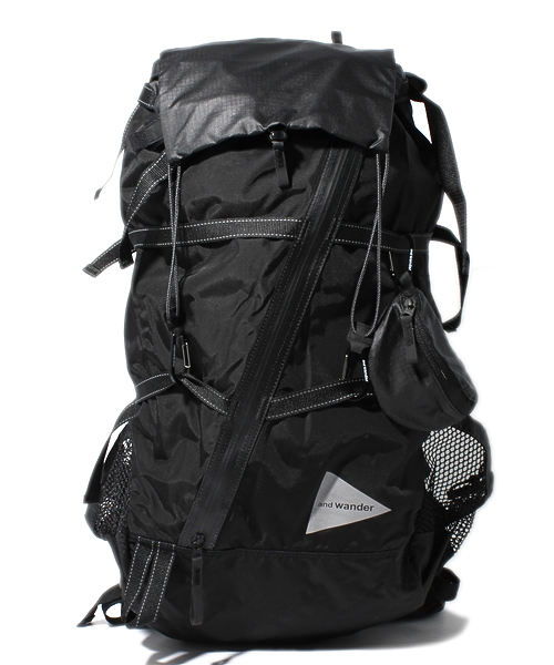 020aad30cf0f and wander(アンドワンダー)の「【and wander】40L backpack(バックパック/リュック)」 - WEAR