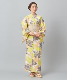 <KAGUWA>菊牡丹 浴衣